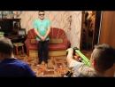 Эксперимент стрельба из нёрфа по живой мишени