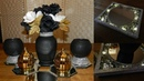 Giveway Closed Dollar Tree Glam Bling Centerpiece DIY Elegant Candle Holders and Lighted Tray