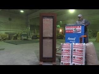 Профессиональная задувка Woodex