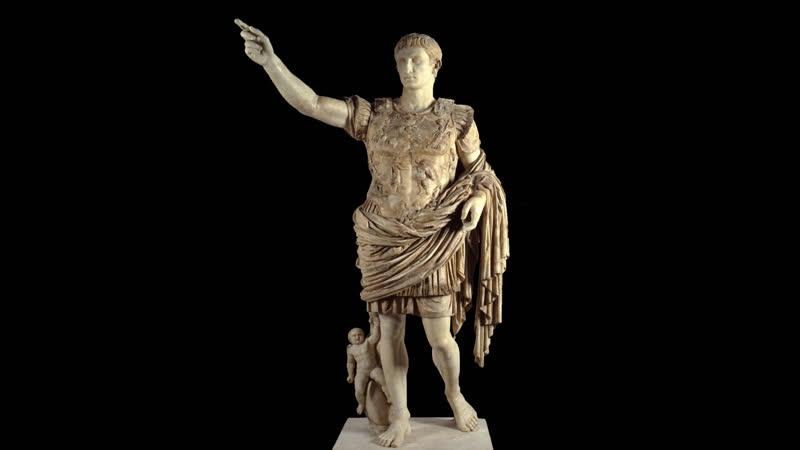 Сокровища Древнего Рима Treasures of Ancient Rome 2 Пышность и извращения 2012 док сериал история искусств BBC HD 720