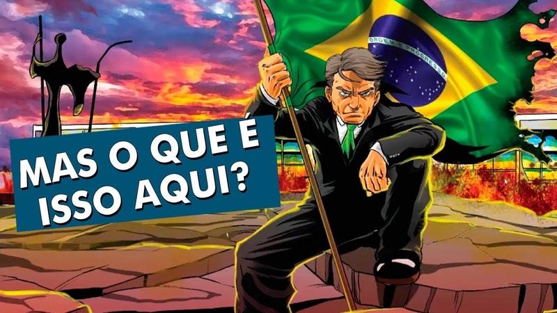 O BIZARRO E POLÊMICO JOGO DO BOLSONARO ~ BOLSOMITO 2K18