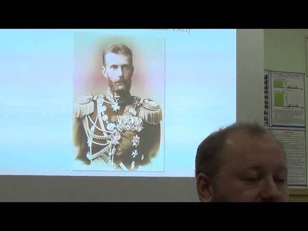 История Императорского Православного Палестинского Общества