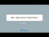 The Best Bed Bug Treatment Spray - Hoofia.com