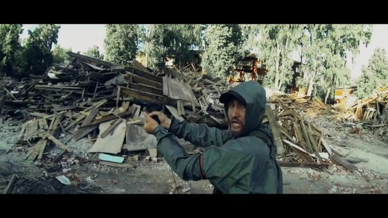 Расеянская История Х ¦ Пьяные ополченцы обстреляли Донбасс и мирных жителей. Их там нет؟