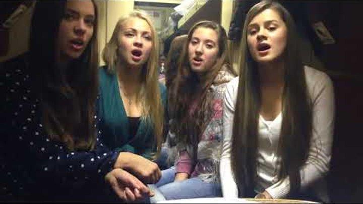 Девушки взорвали интернет своим душевным пением