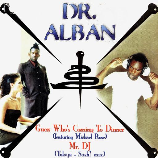 Dr. Alban альбом Mr. DJ