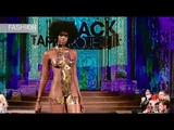 THE BLACK TAPE PROJECT Spring Summer 2019 NYFW by Art Hearts Fashion New York - Fashion Channel