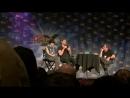 Game of Thrones Lena Headey and Nikolaj @Salt Lake City Comic Con FanX15