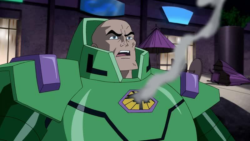 Супермен/Бэтмен: Враги общества (2009) 1080p