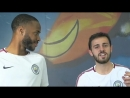 Raheem Marley and Bernardo Rhapsody Our Portuguese and England stars sing their hearts out on the mancity kids app