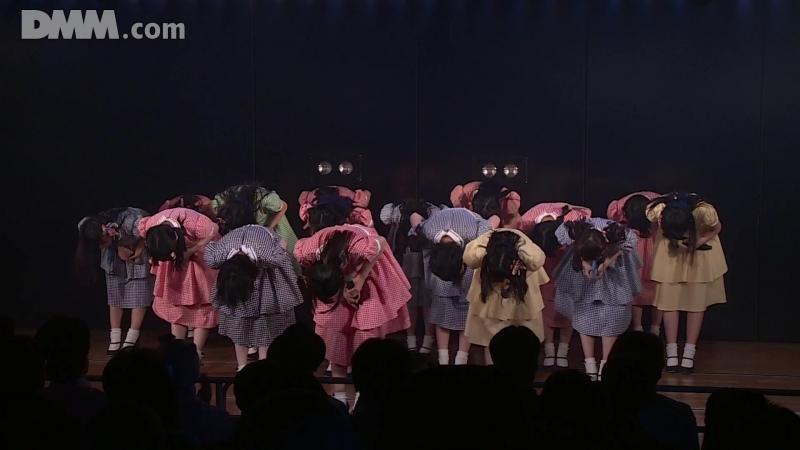 STU48 180727 LOD 1830 1080p DMM HD (AKB48 Theater Shutcho Performance)