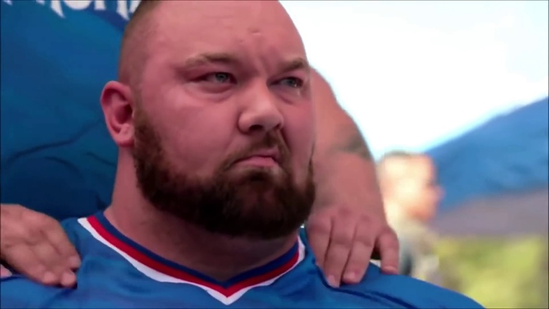 Hafthor Julius Bjornsson The Mountain Motivational video Never Give up 2018