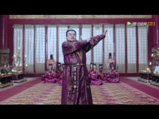 Величие империи Великая Тан - демо (с субтитрами) 10 серии