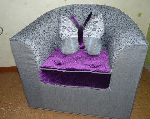 Мебель из картона своими руками