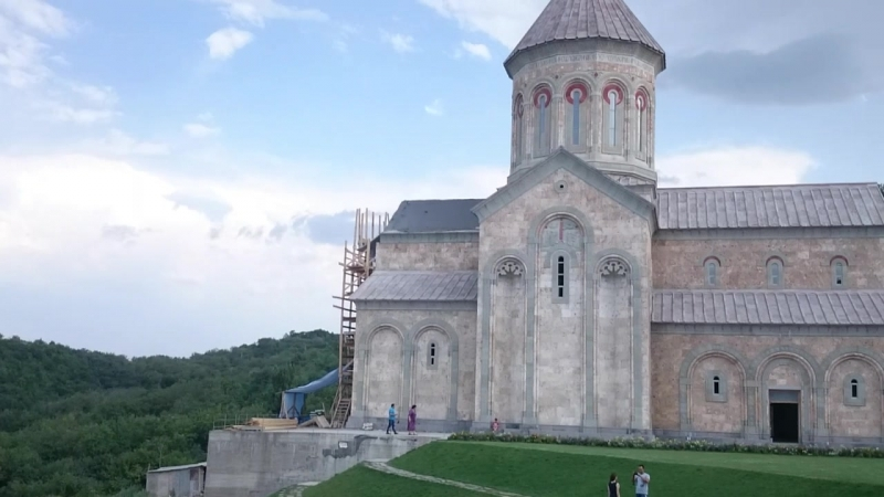 2018-08-03. Грузия. Монастырь Бодбе