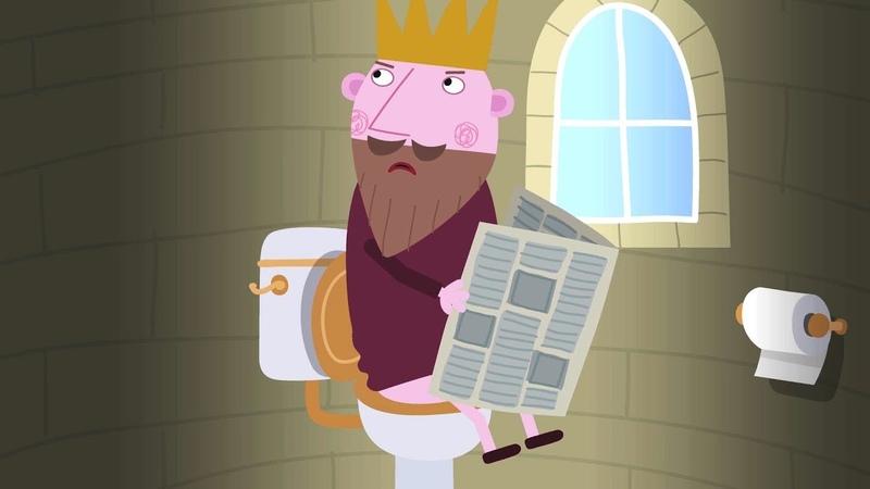 ТОП 10 самых интересных серий за 2018 й год ⛄Маленькое королевство Бена и Холли ❄️ Сборник