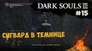 Олдрик пожиратель богов и Сигвард за решеткой (Dark Souls 3) [ 15]