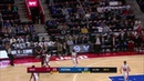 Tyler Johnson beats the buzzer with triple from distance