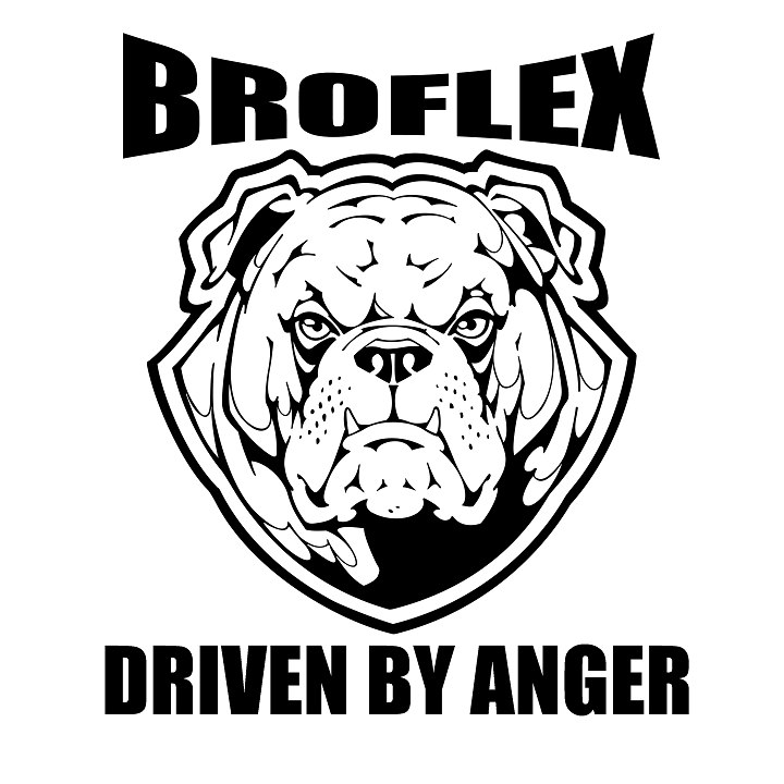 Broflex - Driven By Anger (2012)