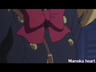 [AMV Crossover] Мицуба и Лаббок - Я хочу к тебе.mp4
