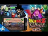Dragon Ball Z Tenkaichi Tag Team MOD 2017 - PPSSPP Gameplay HD