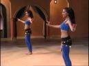 Танец живота для начинающих / Bellydance for beginners часть 1