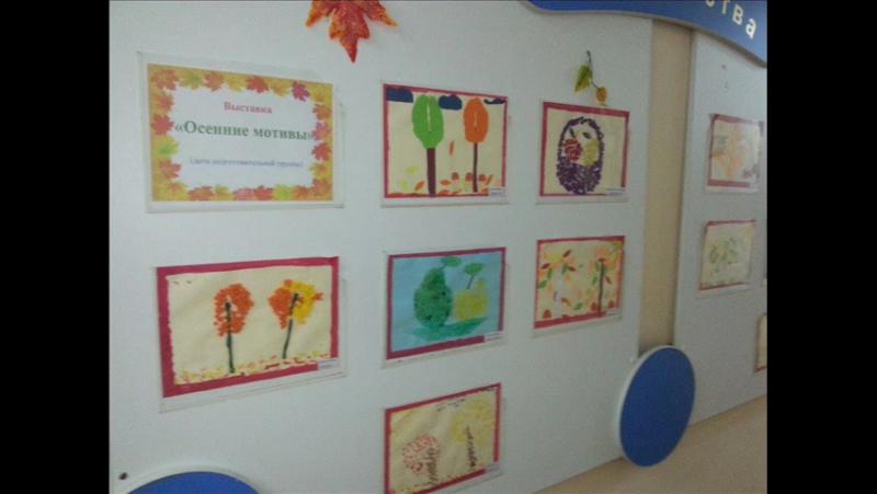 Творческая жизнь в детском саду