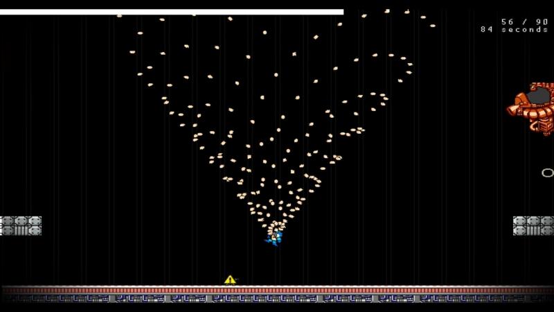 Boshy Megaman 4