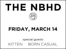 The Neighbourhood - St. Louis - The Pageant - 3-14-14 - New Song