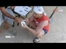 Наша Russia Гена и Вован - Татуировки на спине