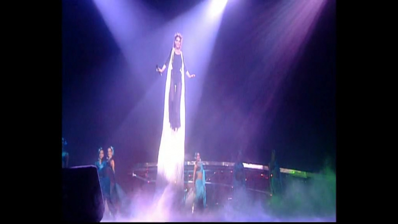 Сара Брайтман, живой концерт- Харем, Лас-Вегас.WorldTour 2004, Sarah Brightman.The Harem.WorldTour. Las Vegas 2004 ...