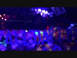 Gorje Hewek & Izhevski playing Somelee - Lost Horizon at Warung Beach Club (Brazil) All Day I Dream Showcase