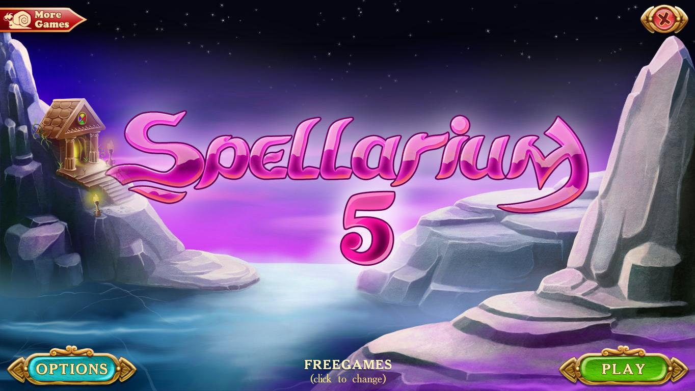 Спеллариум 5 | Spellarium 5 (En)