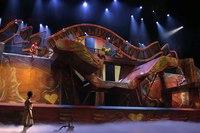 Cirque du Soleil Сказочный мир в 3D (2012) русский трейлер.