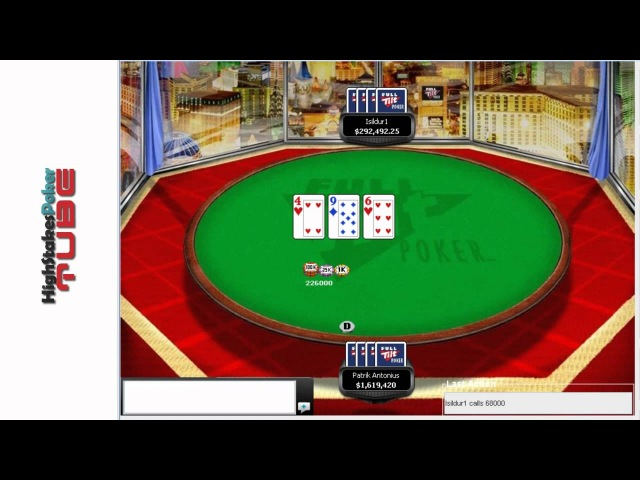 10 Biggest Online Poker Pots Online Ever Played - A Must See for Every Railer