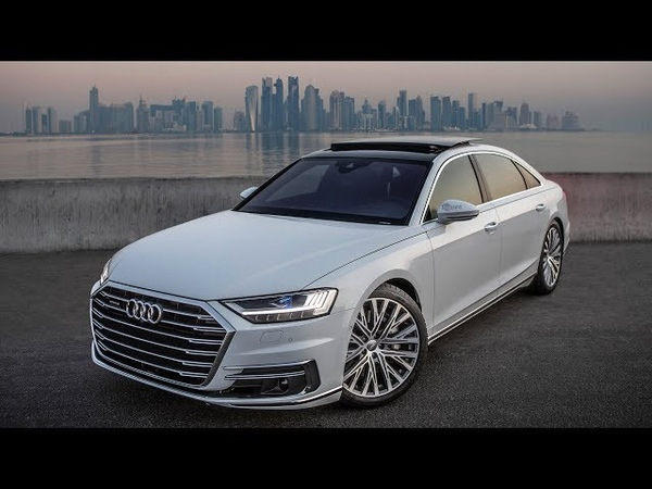 THE BIG DADDY - NEW 2019 AUDI A8 LWB in PERFECT SPEC? - (340hp/500Nm) - all details, OLED, tech