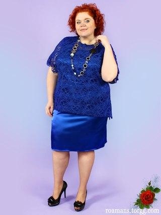 Женские платья больших размеров производства турция