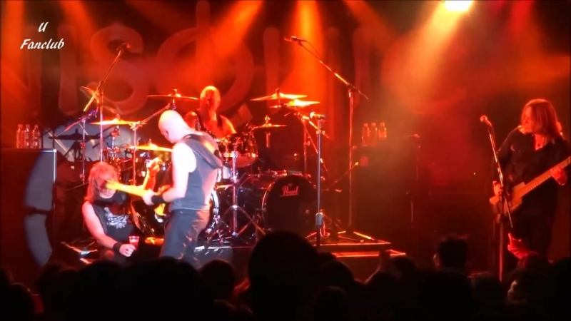 Unisonic - Shes not you Dont cry daddy (Elvis cover) - Live in Osaka 06.09.2014