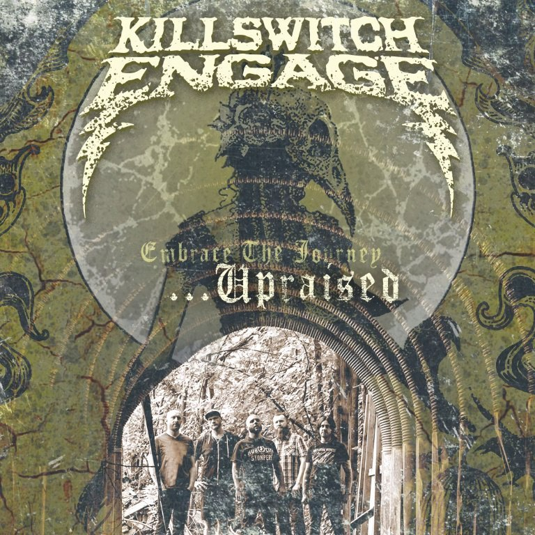 Killswitch Engage - Embrace The Journey...Upraised [single] (2016)