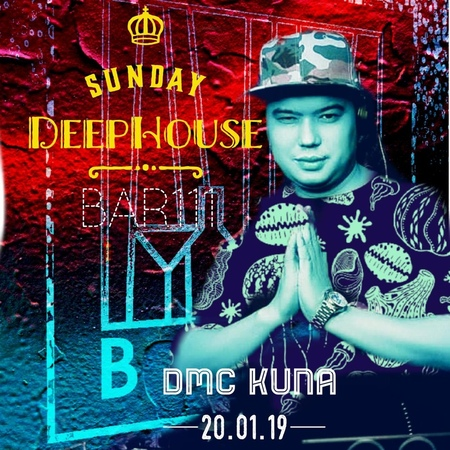 DMC KUNA LIVE MIX ( BAR 111 )2019
