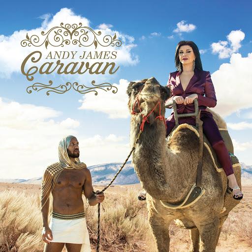 Andy James альбом Caravan