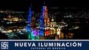Mexico I Nuevo Encendido Catedral de Morelia Michoacan