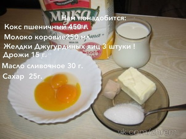 """рецепт """"Пончик Невъебенный"""" Mad Coon"""
