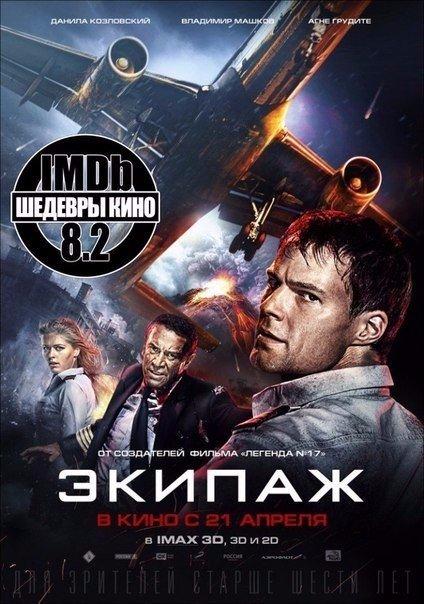 Экипаж (2016) Лицензия