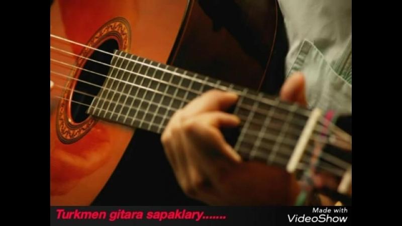 Turkmen gitara Gozel gyz taze 2018 bet aydym mp4