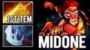 MidOne keep spamming Radiance Monkey King in Solo Ranked Midlane Meta