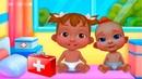 КРОШКА МАЛЫШ как БОСС молокосос 116 мультик для детей как игра ГАМИКС