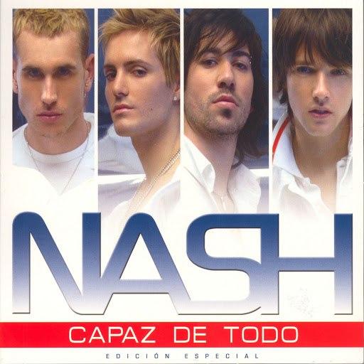 Nash альбом Capaz De Todo (edicion especial)