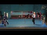Турнир памяти А.Макеева 2017. 44,5 кг. Д.Чигилинцев (СШОР 4) - А.Губин (ДЮСШ 7)