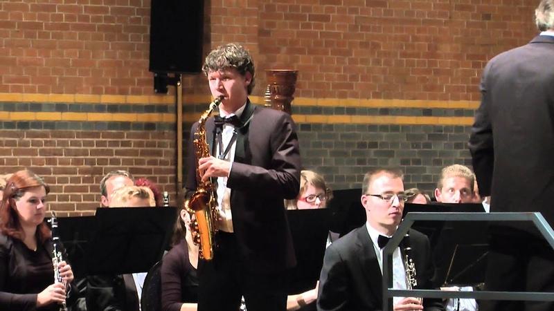 Valse Vanité - Rudy Wiedoeft, performed by Luuk Meeuwis